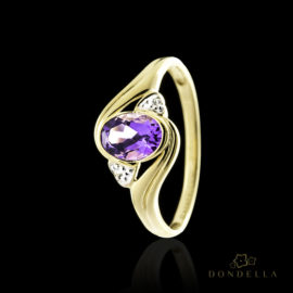 Dondella jewelry and rings, sterling silver jewellery and  sterling silver rings. Fashion rings for women.