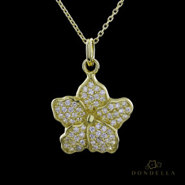 Dondella jewelry and pendants, sterling silver jewellery and sterling silver pendants. Fashion pendants for women.