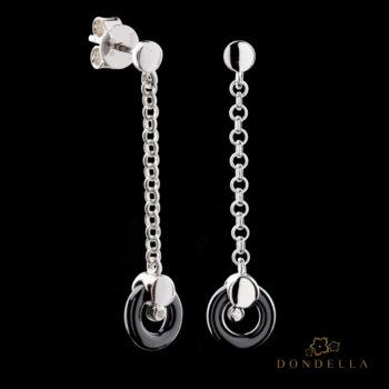 Dondella keraamilised ehted ja keraamilised kõrvarõngad, hõbeehted ja hõbekõrvarõngad. Suurepärane kingiidee naistele.
