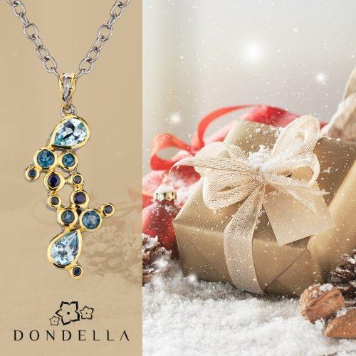 Dondella kingiideed jõuludeks - Ehted - Kõrvarõngad, sõrmused, ripatsid, juukseklambrid, sallid