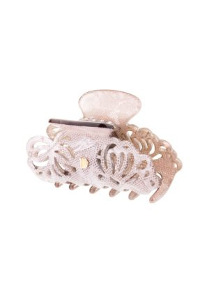 Dondella high quality hair clamp with Swarovski crystals