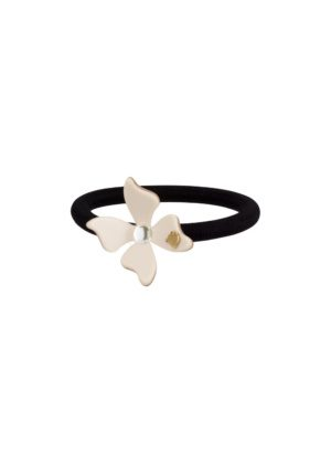 Dondella High Quality Hair tie with Preciosa pearl